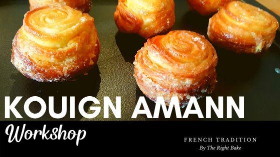 kouign amann workshop