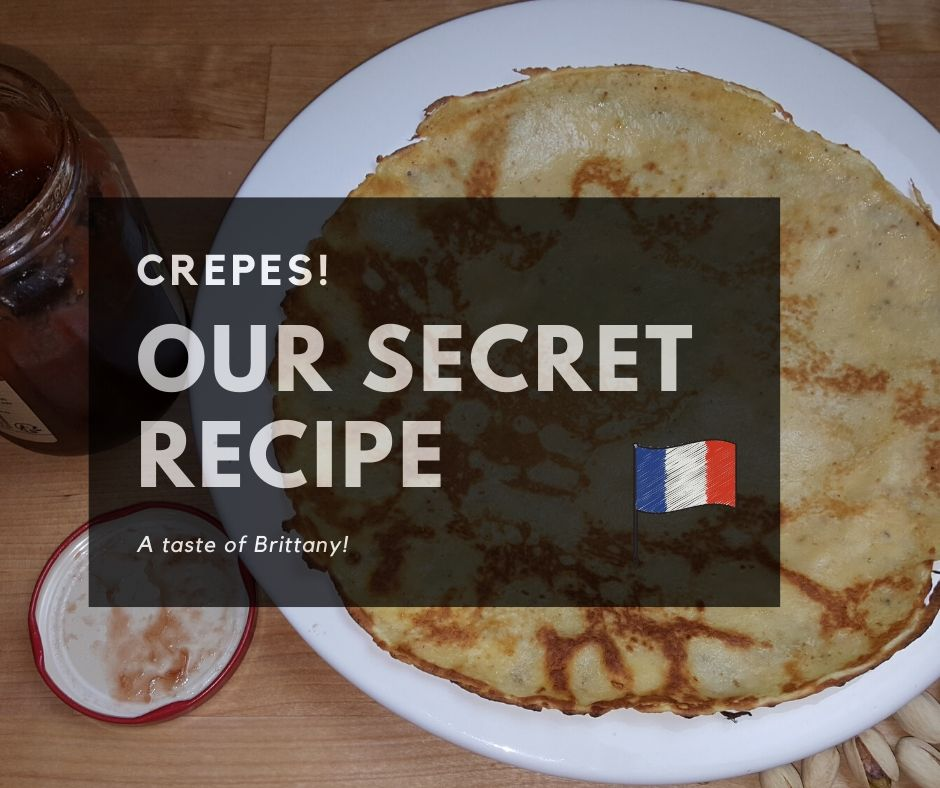 recipe french crêpes